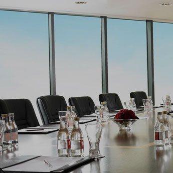 Sumatran Meeting Room